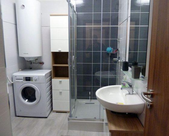 Kúpeľňa a WC
